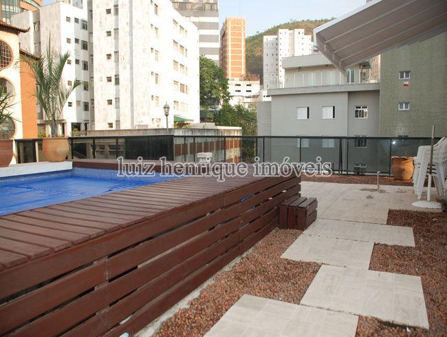 Cobertura Sion,Belo Horizonte,MG À Venda,4 Quartos - C4-12 - 6