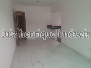 apartamento 2 quartos, em frente ao colégio Santa Dorotéia, Sion - A2-24 - 5