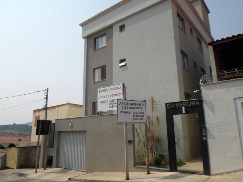 Imóvel, Apartamento, À Venda, Sônia Romanelli, Pedro Leopoldo, MG - VAP053 - 1
