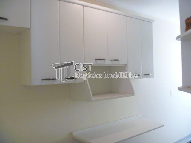 Ótimo apartamento - Torres Tibagi - 2 dormitórios - Sala - Cozinha - Banheiro - 1 vaga - CIST0159 - 2