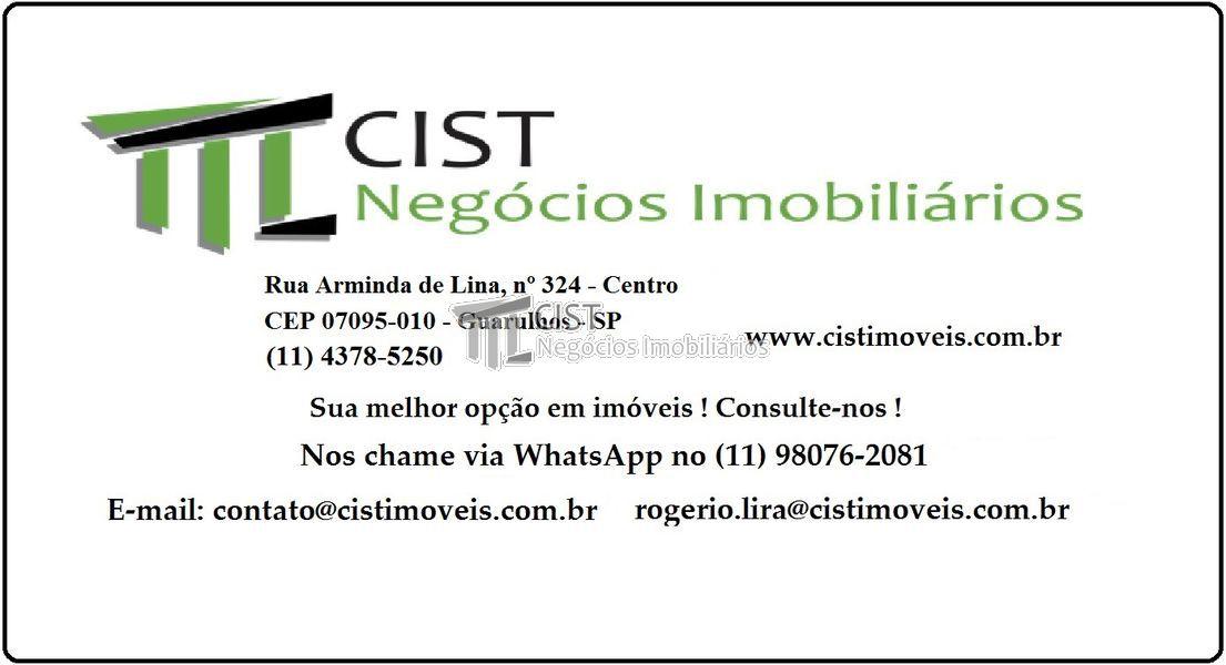 1 Dorm, sala , cozinha e wc - CIST0170 - 1