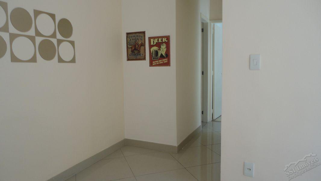 Apartamento de 02 quartos, 01 suíte, vaga e dep. compl. em Laranjeiras. - LAR  1001 - 4