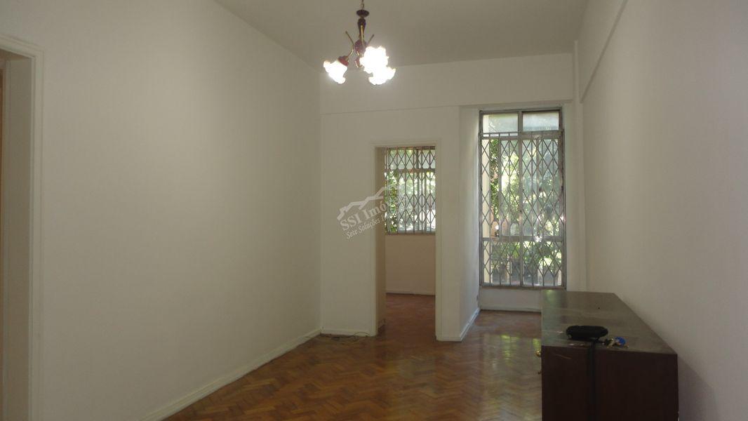 Apartamento 02 quartos, dep. completa em Botafogo. - BOT 1004 - 4