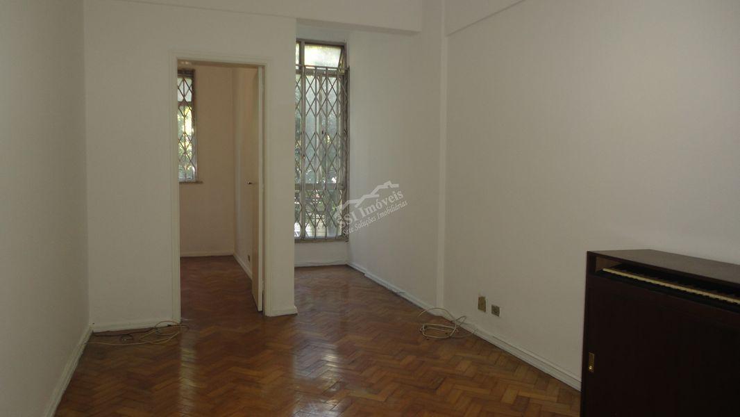 Apartamento 02 quartos, dep. completa em Botafogo. - BOT 1004 - 5