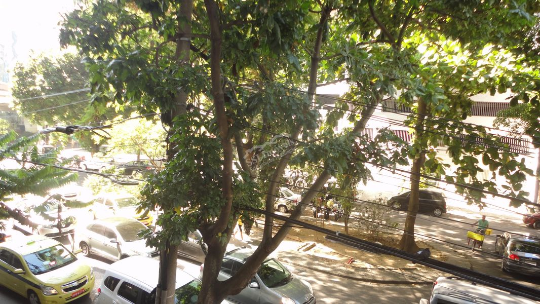 Apartamento 02 quartos, dep. completa em Botafogo. - BOT 1004 - 22