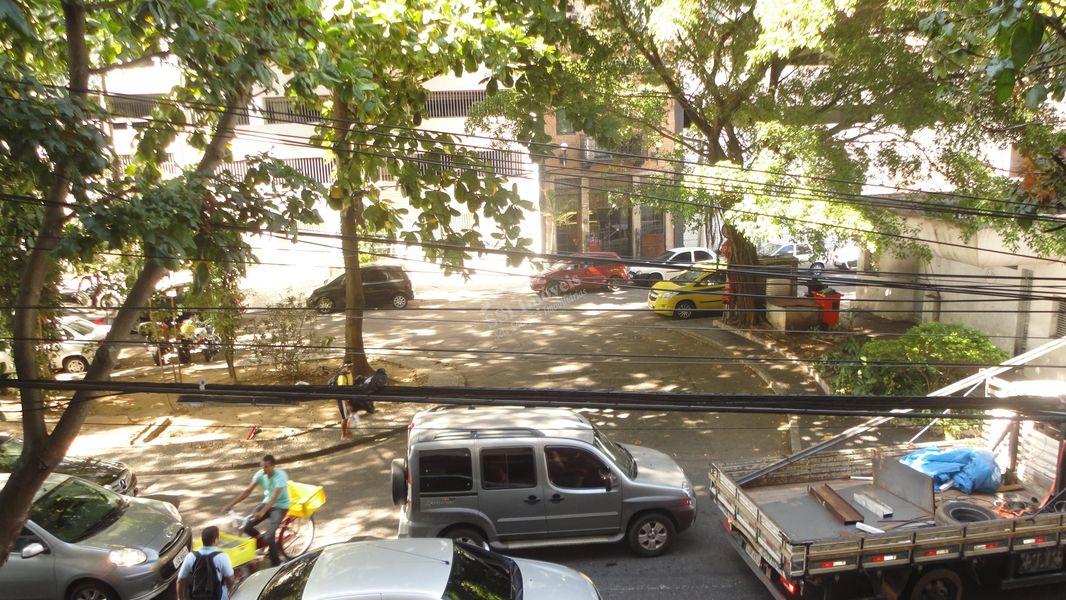 Apartamento 02 quartos, dep. completa em Botafogo. - BOT 1004 - 23