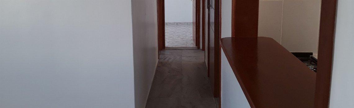 Portuguesa 3 quartos - Av. Carlos Meziano - R$ 275.000,00. Aluguel R$ 1.250,00